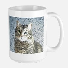 True-Blue Kitty Mug