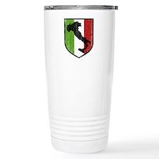 Vintage Italian Boot Travel Mug