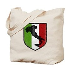 Vintage Italian Boot Tote Bag