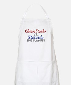 Cheesesteaks Steroids BBQ Apron