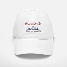 Cheesesteaks Steroids Baseball Baseball Cap