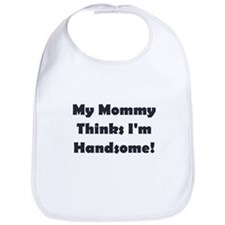 Handsome Baby Bib