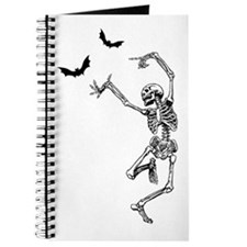 Dancing with the bats -skeleton Journal