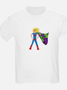 Quilterhero - Blonde T-Shirt