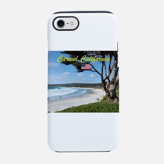 CARMEL CALIFORNIA USA iPhone 7 Tough Case