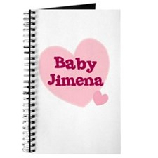 Baby Jimena Journal
