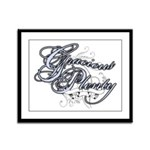 Gracious Plenty Framed Panel Print