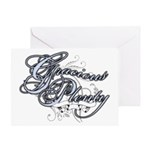 Gracious Plenty Greeting Card