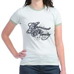 Gracious Plenty Jr. Ringer T-Shirt