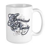 Gracious Plenty Large Mug