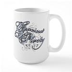 Gracious Plenty Large Mug