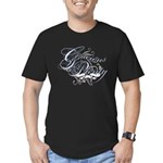 Gracious Plenty Men's Fitted T-Shirt (dark)