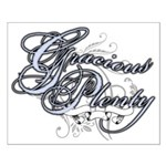 Gracious Plenty Small Poster