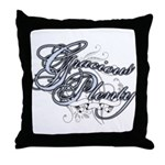 Gracious Plenty Throw Pillow