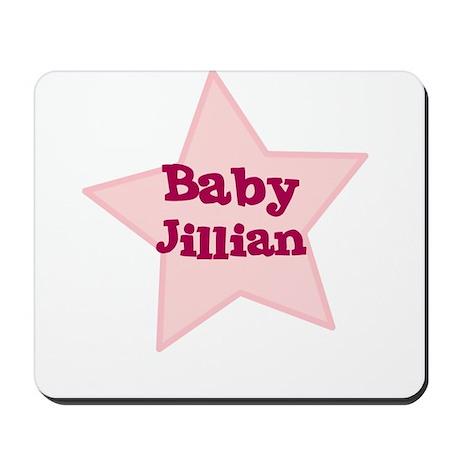 Baby Jillian Mousepad