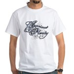 Gracious Plenty White T-Shirt