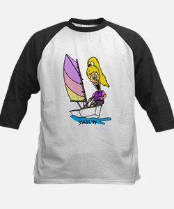 Chloe Sailing Optimist Tee