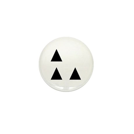 Triforce Mini Button