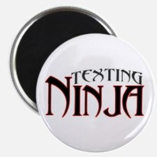 Texting Ninja Magnet