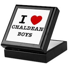 Unique Boys Keepsake Box