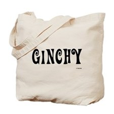 Ginchy - On a Tote Bag