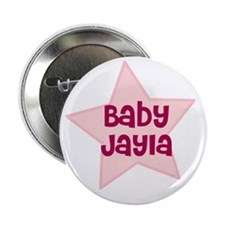 """Baby Jayla 2.25"""" Button (10 pack)"""