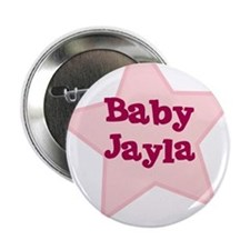 Baby Jayla Button