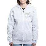 MCRS Logo Women's Zip Hoodie