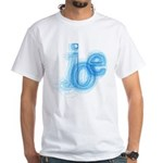 The Name is Joe White T-Shirt