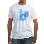 The Name is Joe Fitted T-Shirt