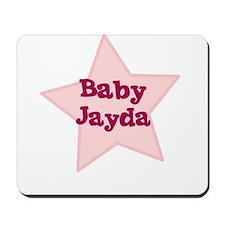 Baby Jayda Mousepad