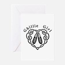 Ghillie Girl Greeting Cards (Pk of 10)