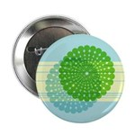 """Spirolap Blue 2.25"""" Button (100 pack)"""