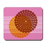 Spirolap Pink Mousepad