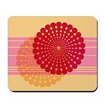Spirolap Pink & Peach Mousepad