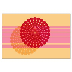Spirolap Pink & Peach Posters