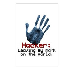 Hacker Postcards (Package of 8)