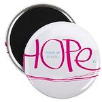 Hope - Pink Magnet