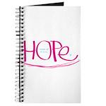 Hope - Pink Journal