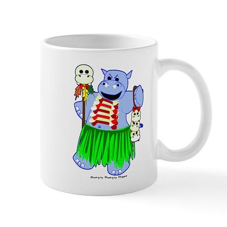 Cannibal Hippo Mug