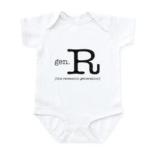 recession generation Infant Bodysuit
