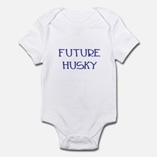 Future Husky Infant Bodysuit