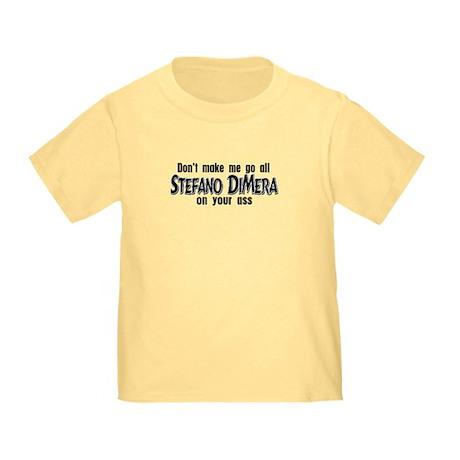 Stefano DiMera Toddler T-Shirt