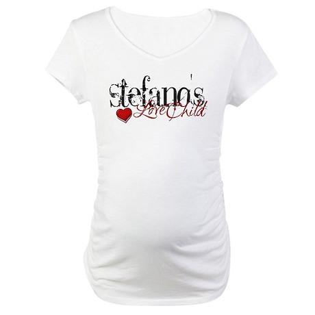 Stefano's Love Child Maternity T-Shirt