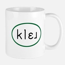"Phonetic ""Claire"" Mug"