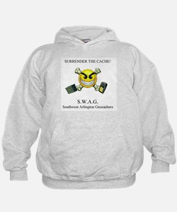 SURRENDER THE CACHE Hoodie