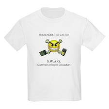 SURRENDER THE CACHE T-Shirt