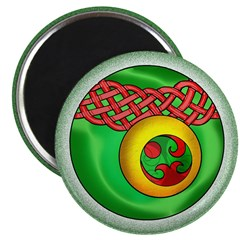 """Celtic Ornaments 2.25"""" Magnet (100 pack)"""