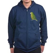 Kakapo Zip Hoodie