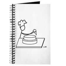 Funny Whimsical items Journal